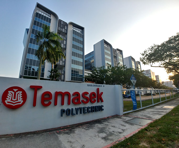 Additions and Alterations works to 1st Storey Internal Rooms of Blk 13 Temasek Polytechnic, 21 Tampines Avenue