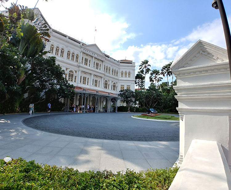 Additions and Alterations works to Existing Raffles Hotel Shopping Arcade, 1 North Bridge Road & 328 North Bridge Road